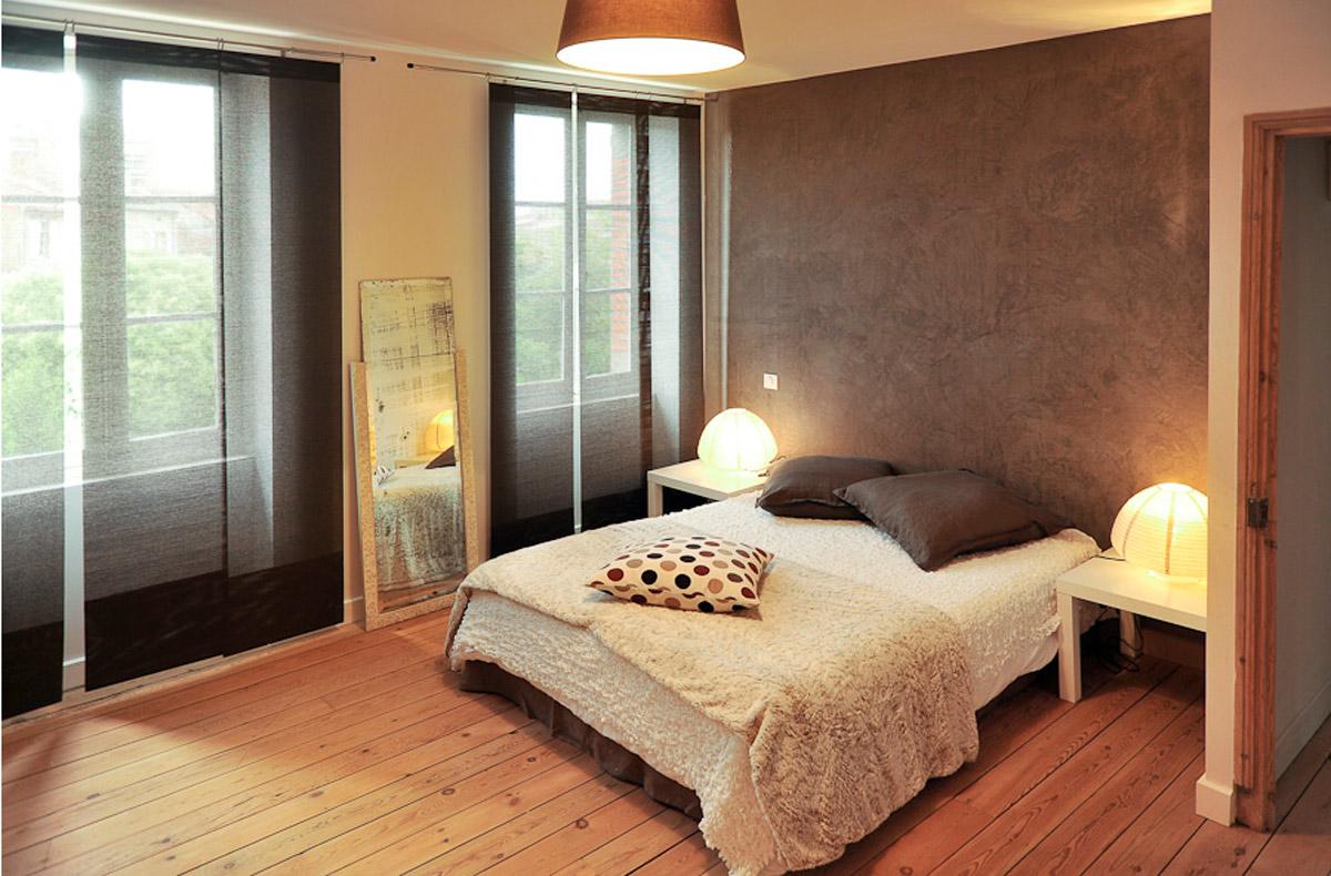myriam artaut dumoulin la maison albi chambre d. Black Bedroom Furniture Sets. Home Design Ideas