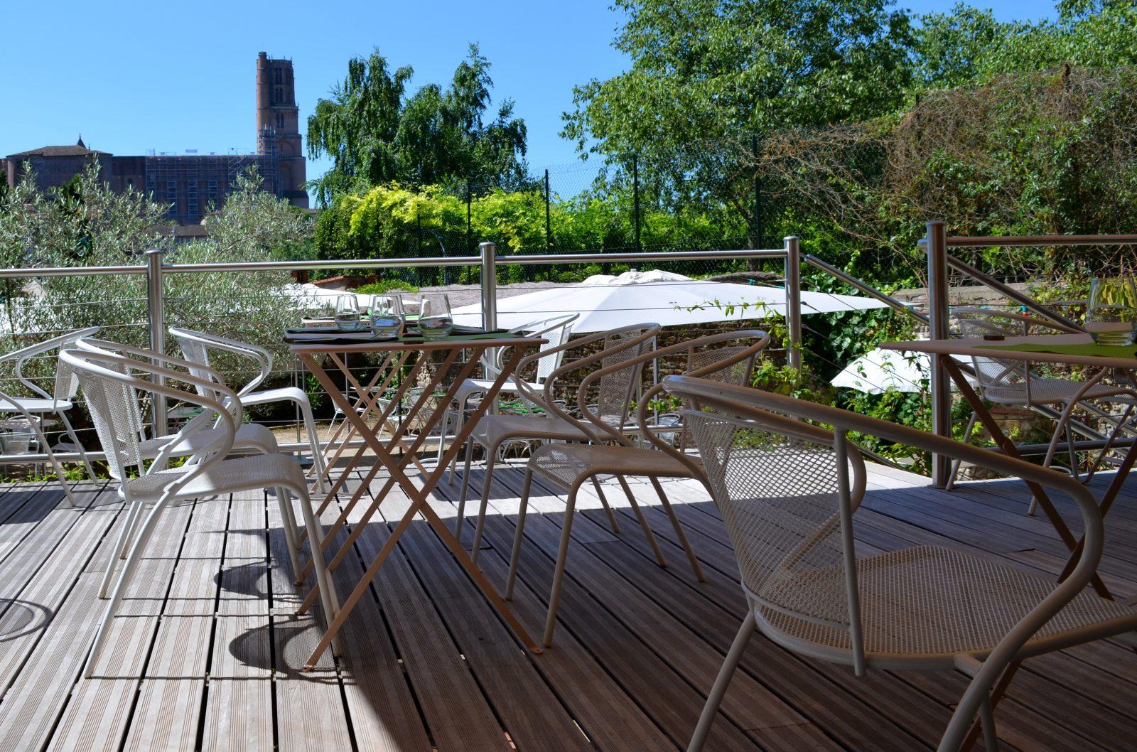 Restaurant La Planque de l'Evêque Albi