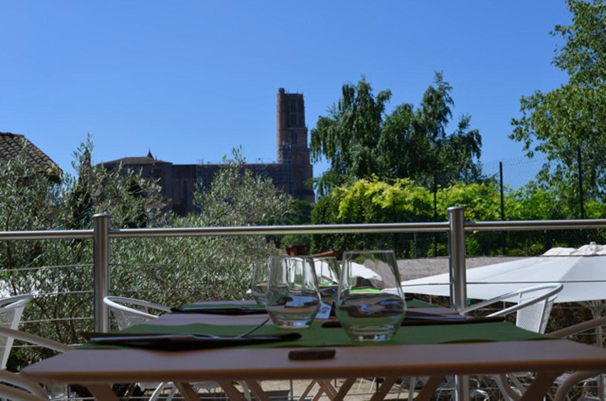 Restaurant Rest La Planque de l'Evêque Albi