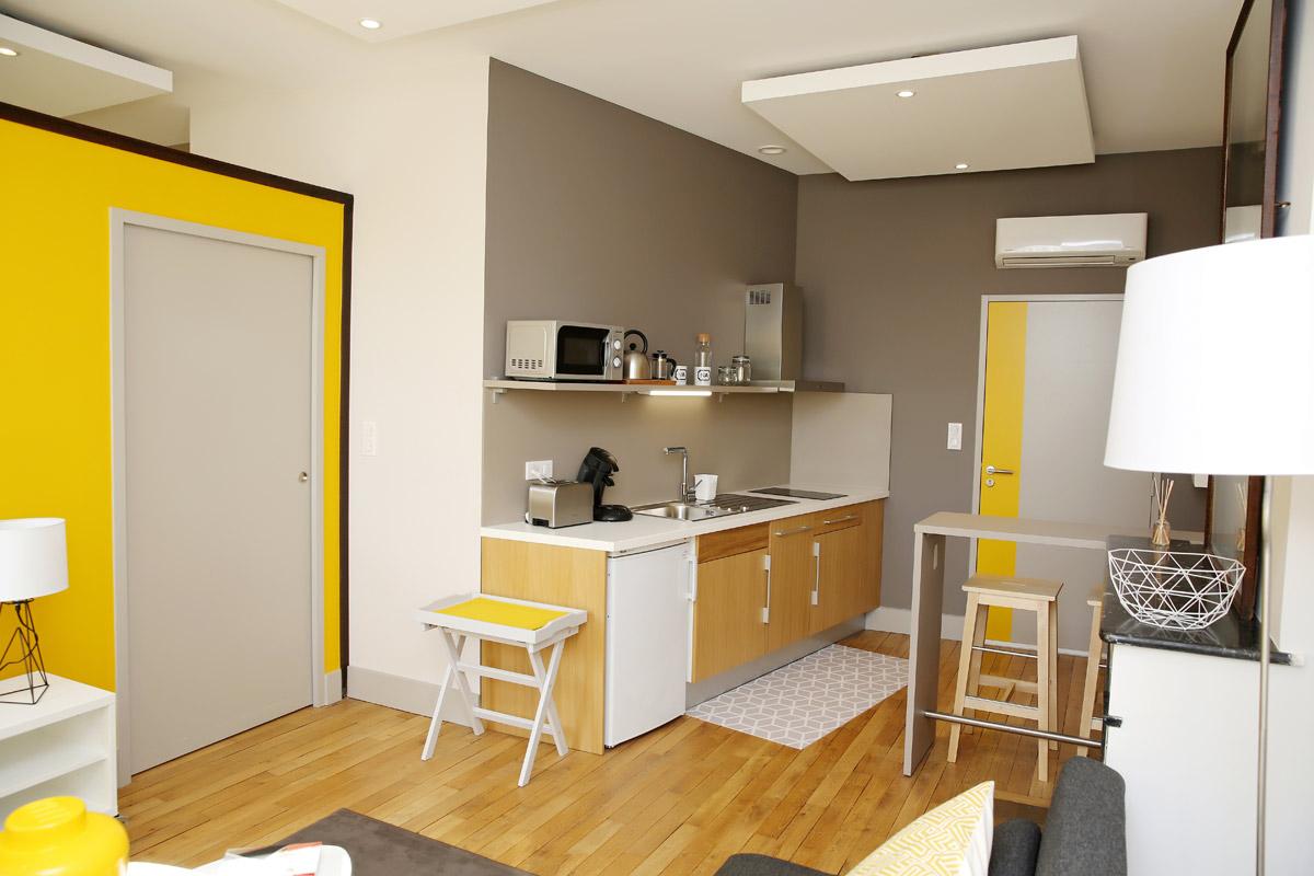 Albi location At – appartement Safran