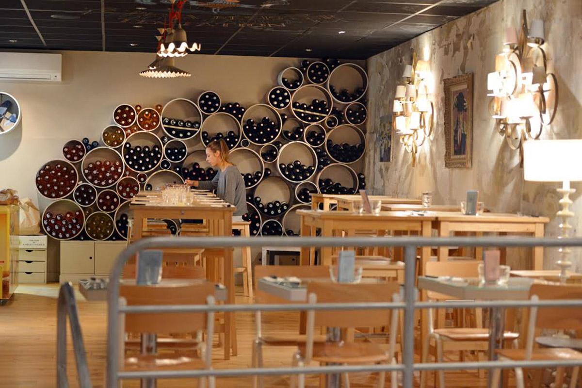 Albi restaurant le Lit Bleu