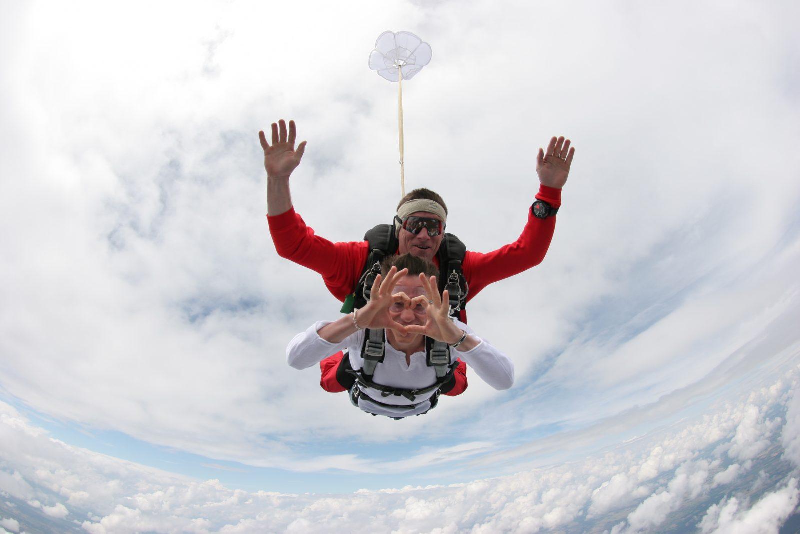 Fun parachutisme Albi