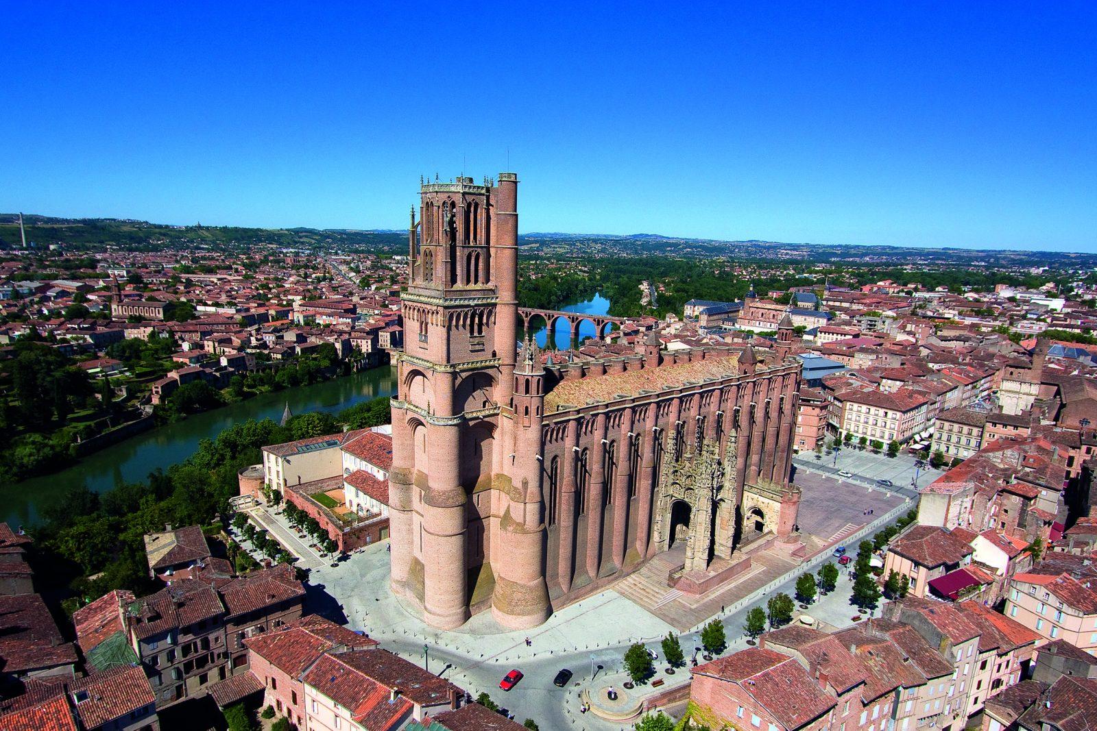 Albi la Cité épiscopale, UNESCO
