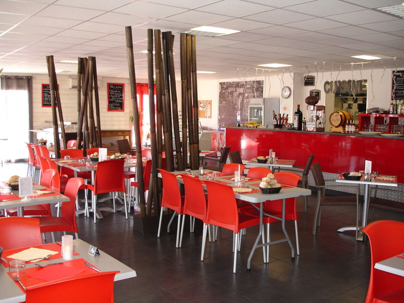 Salle du Restaurant 505 avenue