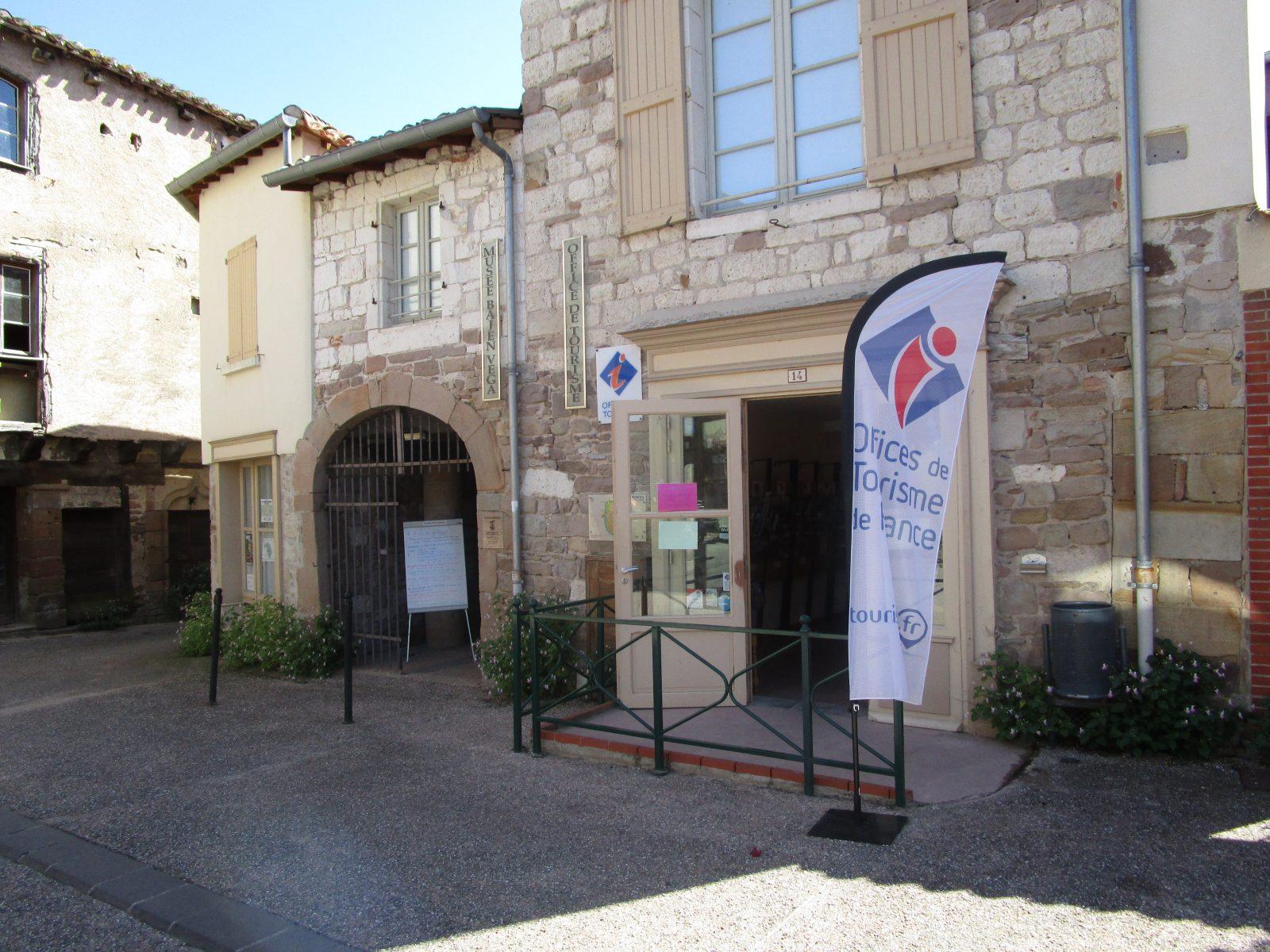 Point d'accueil touristique de Monestiés
