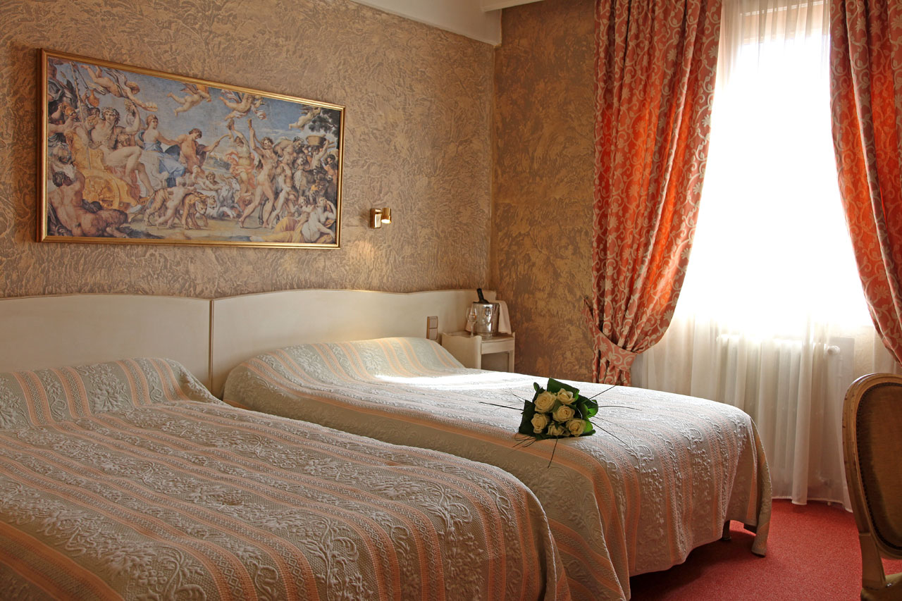 Albi Hotel Chiffre