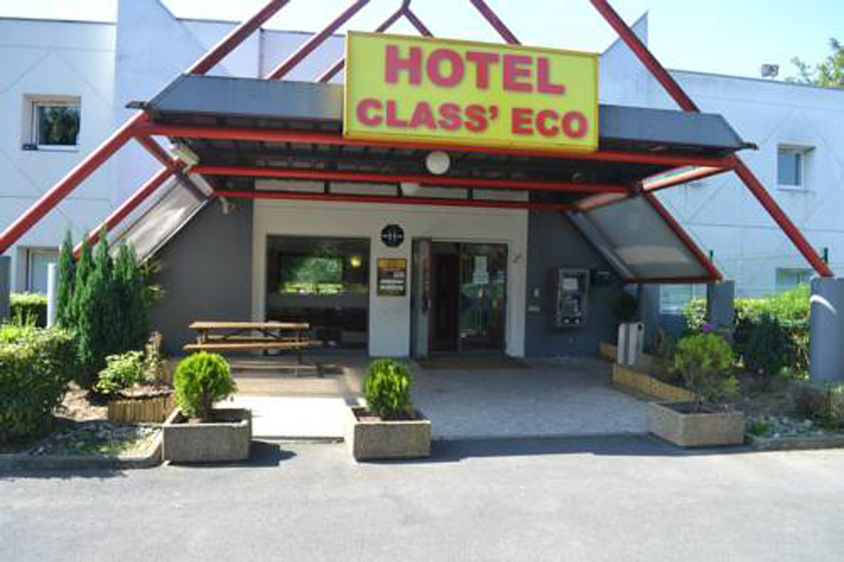 Hôtel Class Eco