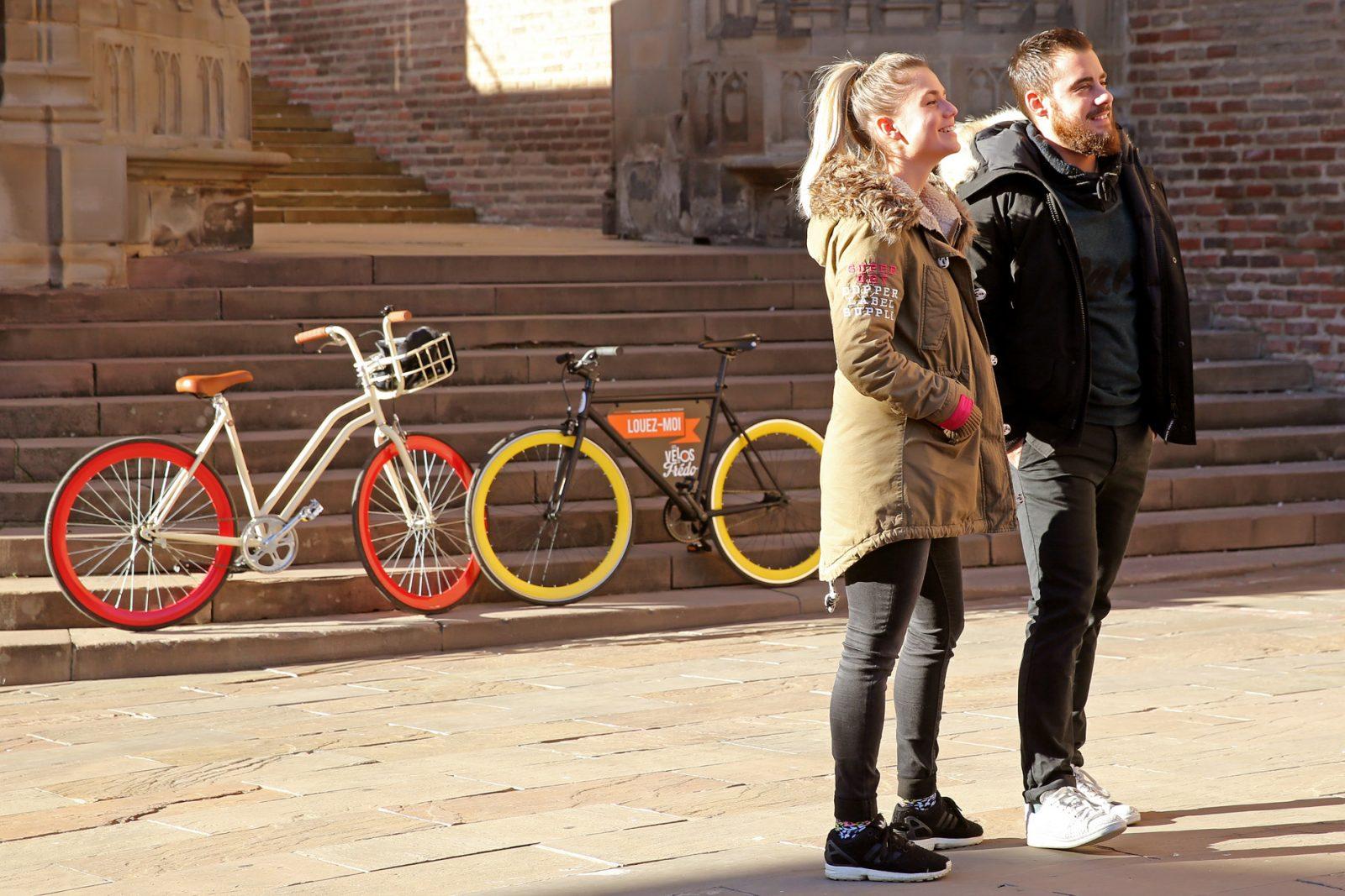 Albi location de vélos – Les Vélos de Frédo