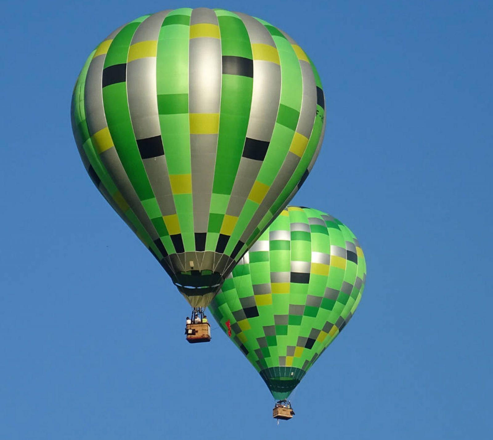 Albi Vol en montgolfiere – Atmosph'Air