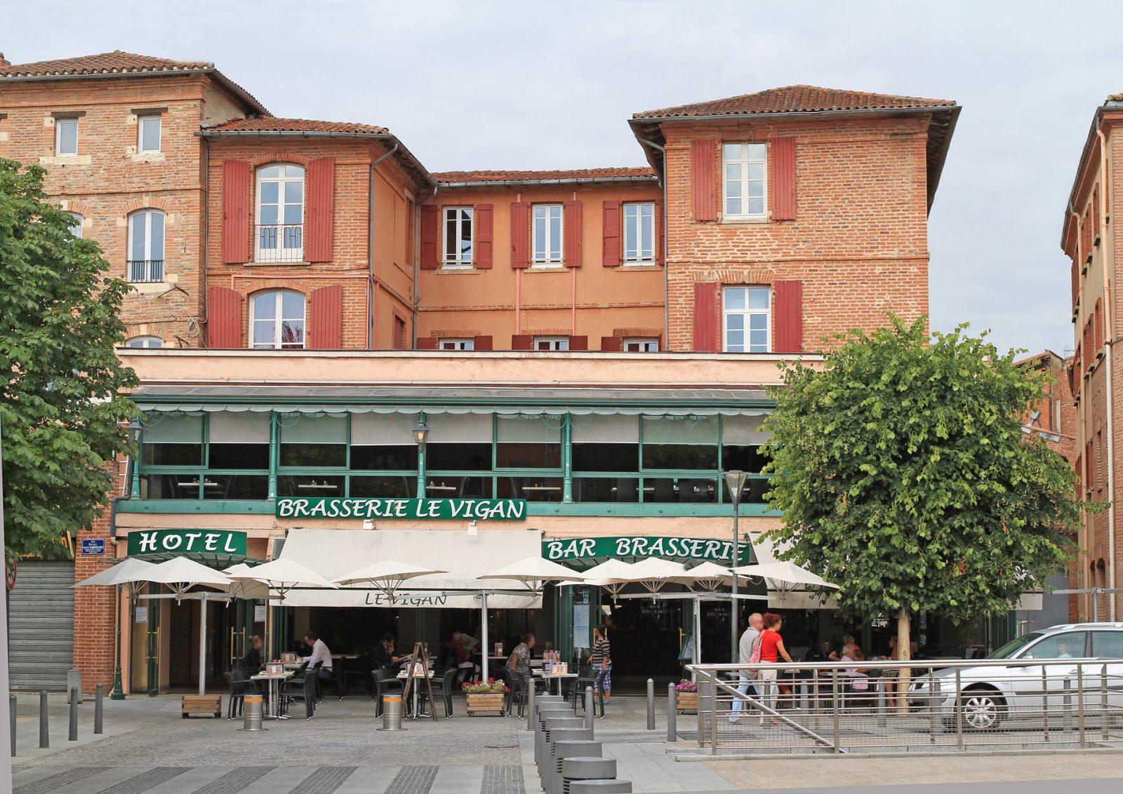 Albi hotel du Vigan