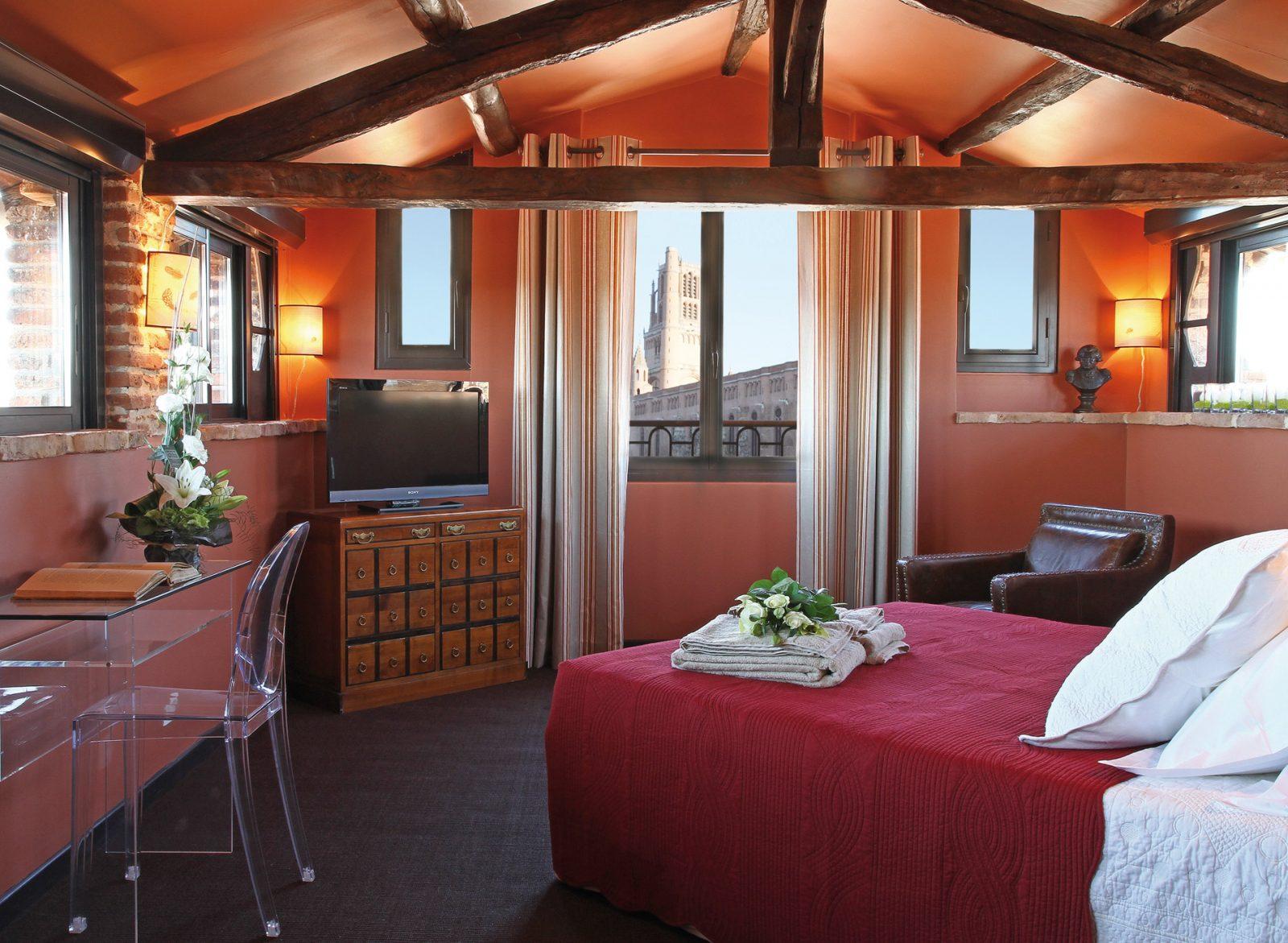 Albi Chambre d'hotesTour Sainte Cecile