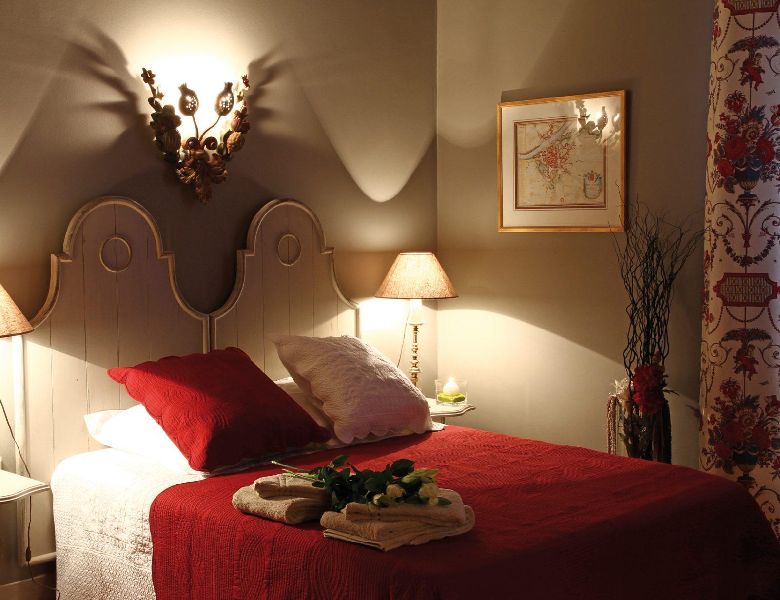 maely amalric la tour sainte c cile albi chambre d. Black Bedroom Furniture Sets. Home Design Ideas