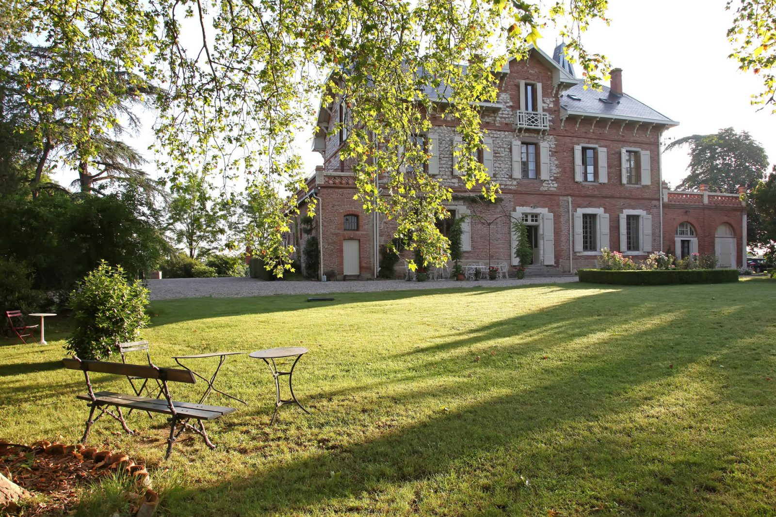 Domaine du Buc Location de Vacances Albi – Marssac