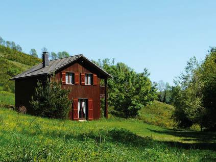 Pommeraie de Couloubrac – Lacaune-les-Bains