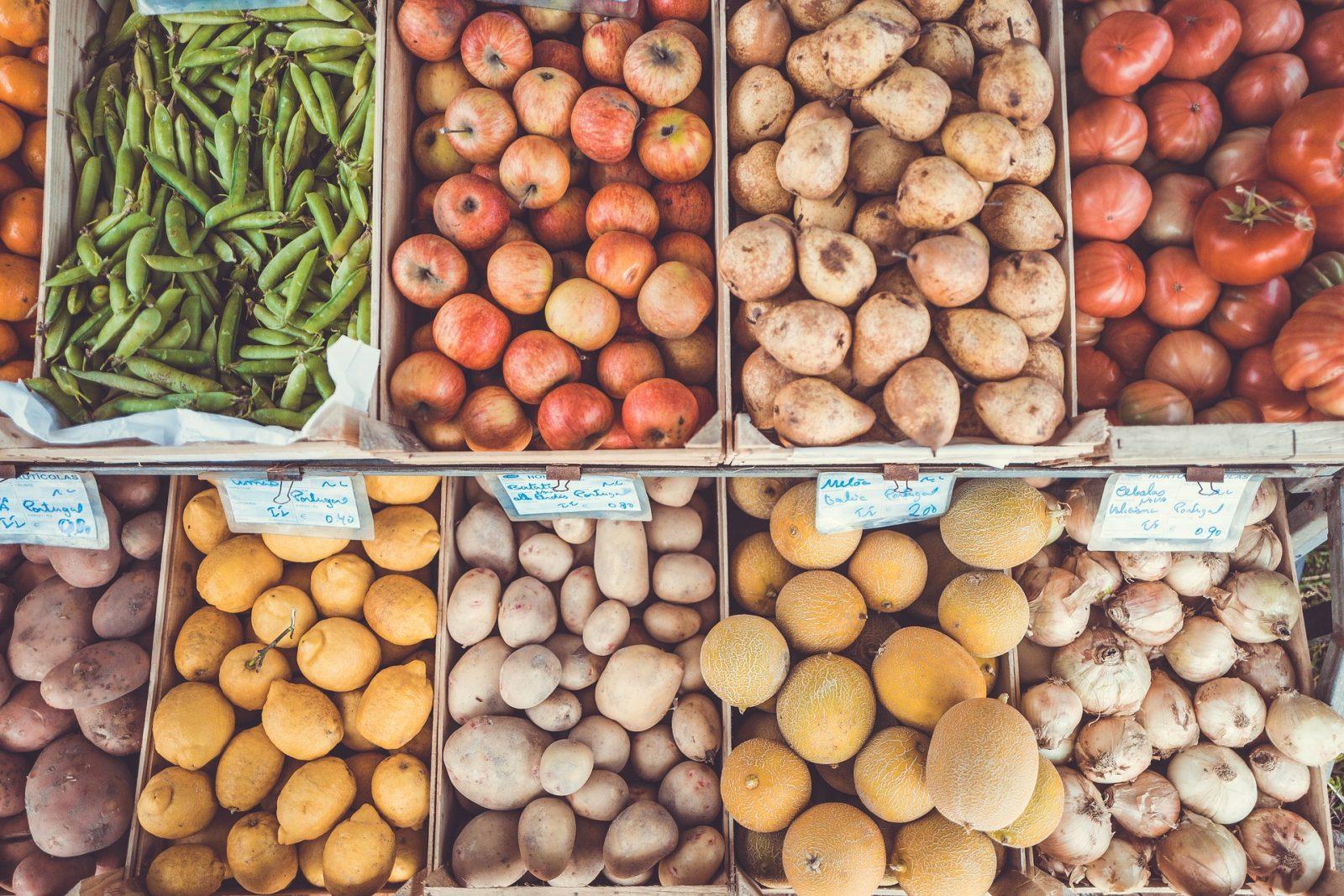 Petit marché du mercredi