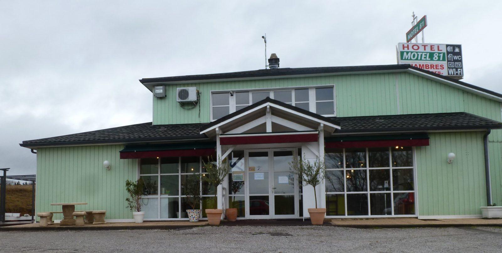 Hôtel Motel 9