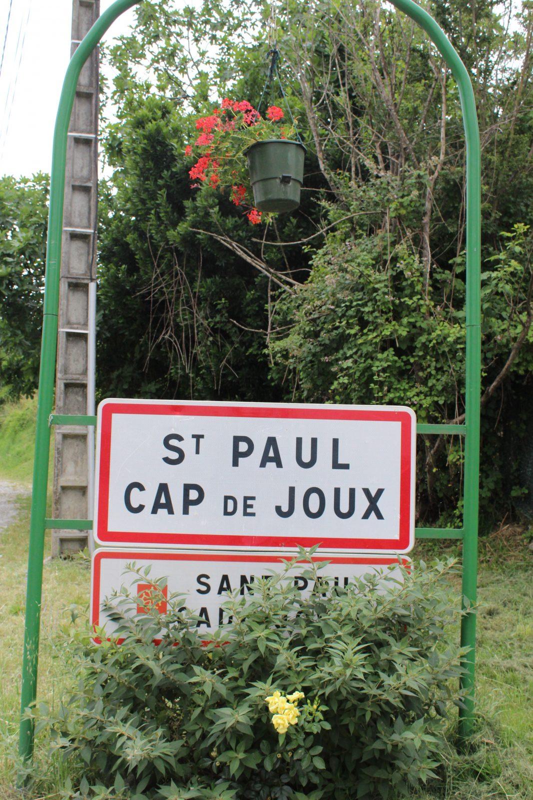ST PAUL CAP DE JOUX