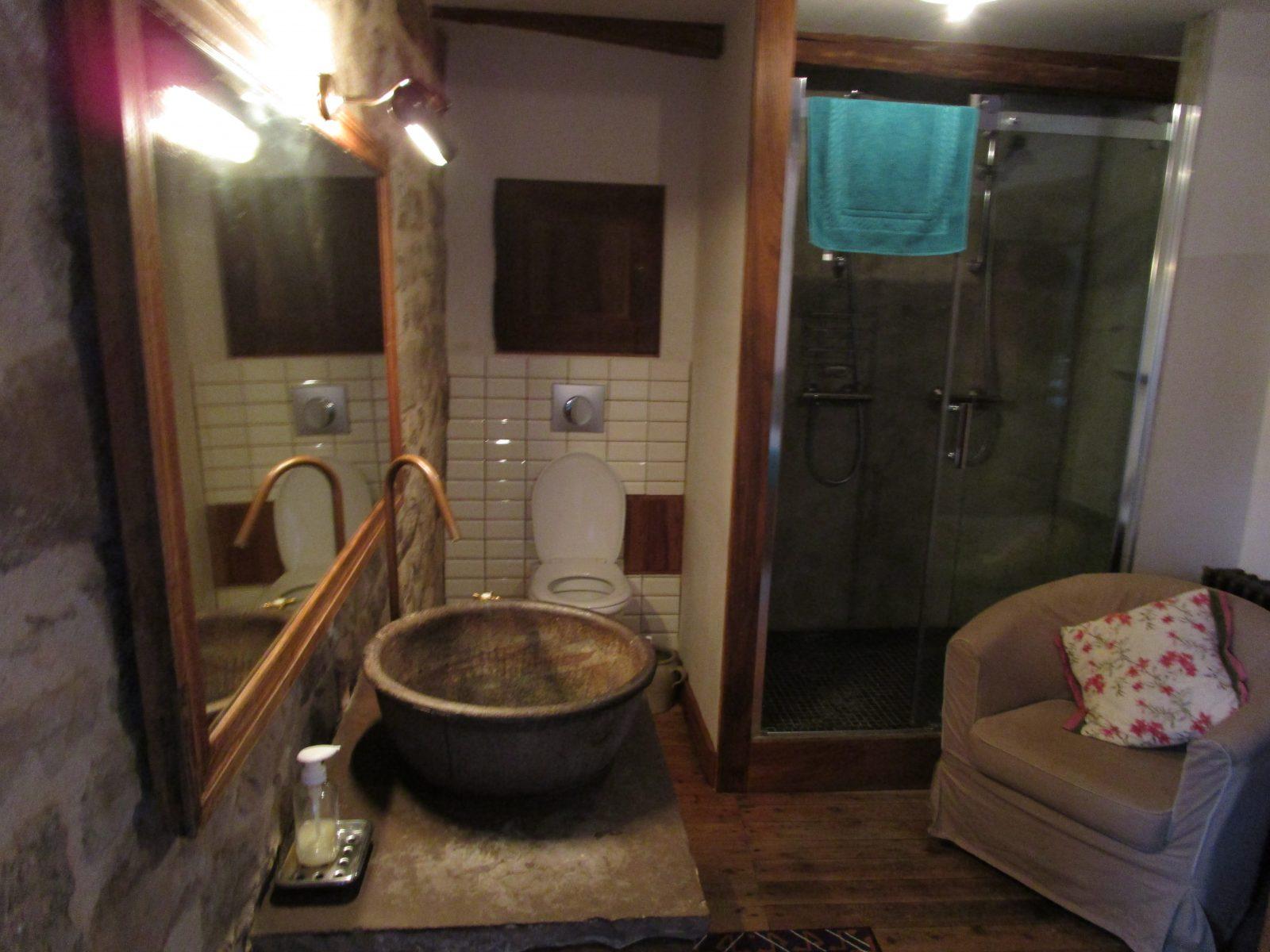 1 des salles de bain