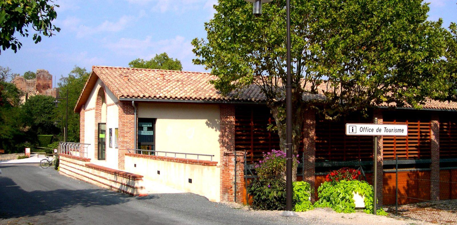 Bureau dinformation touristique de Saint-Sulpice Tarn'