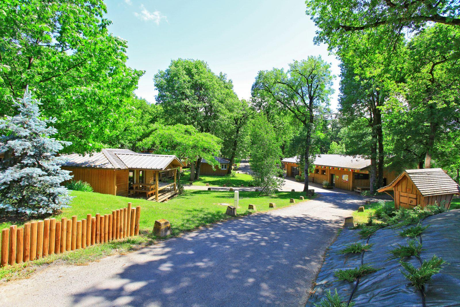 Albirondack Camping Tarn Espaces verts