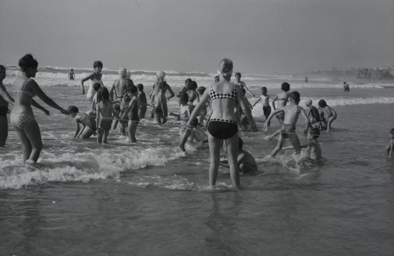 Vacances Ilbarritz 1964 – Aimé Malphettes