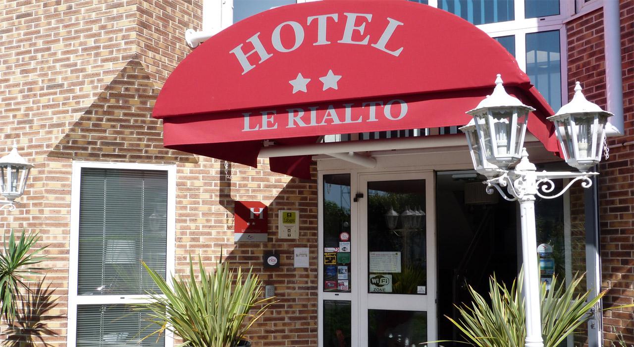 Hotel le Rialto – hotel** Albi Le Séquestre