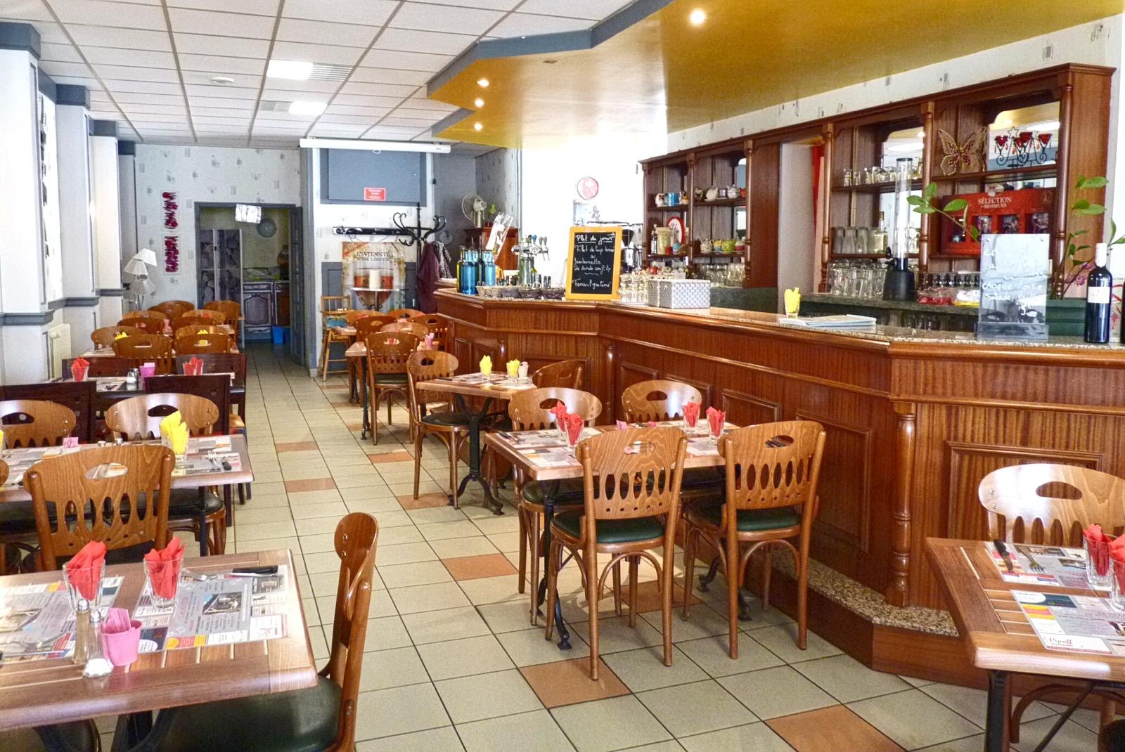 Bar brasserie Le Relais Fleuri