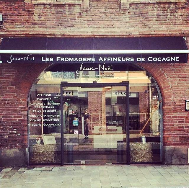 Boutique-producteur Jean-Noël Les Fromagers Affineurs de Cocagne – Lavaur