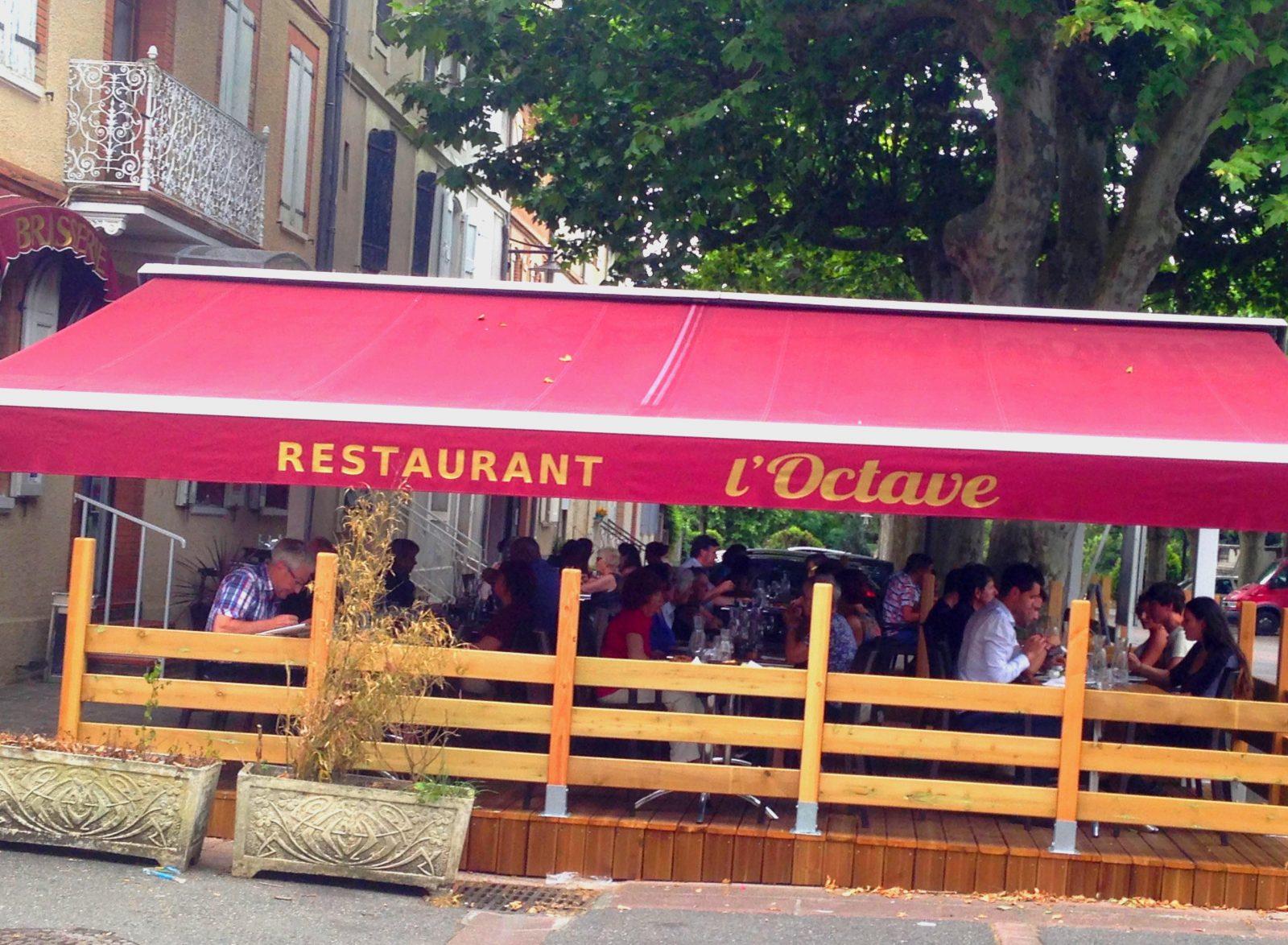 Restaurant L'Octave