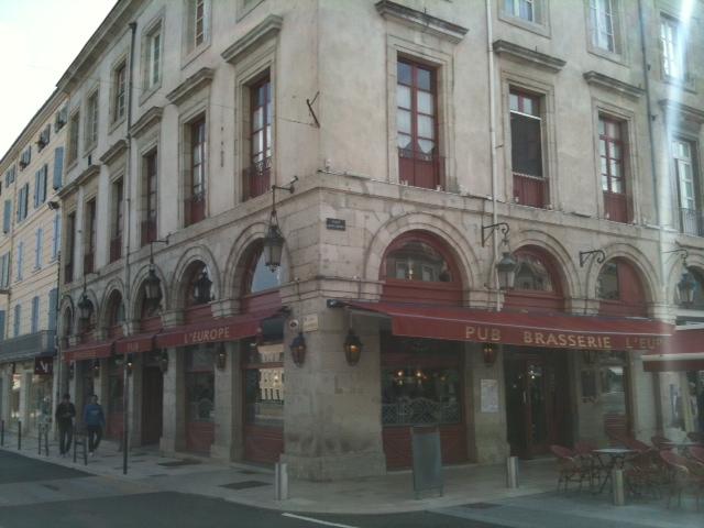 Brasserie de l'Europe 10