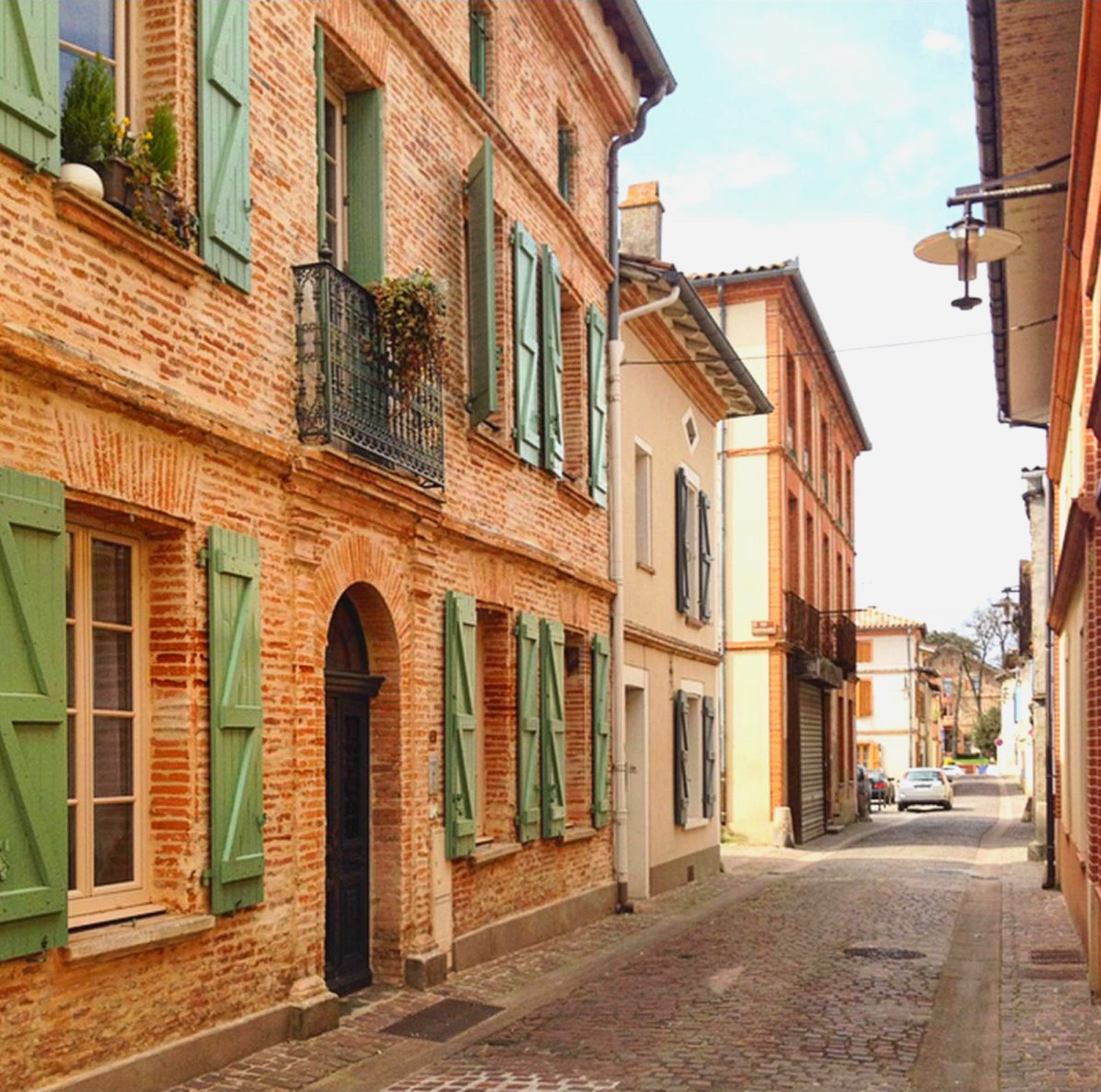 Rue Bastide Saint-Sulpice Tarn