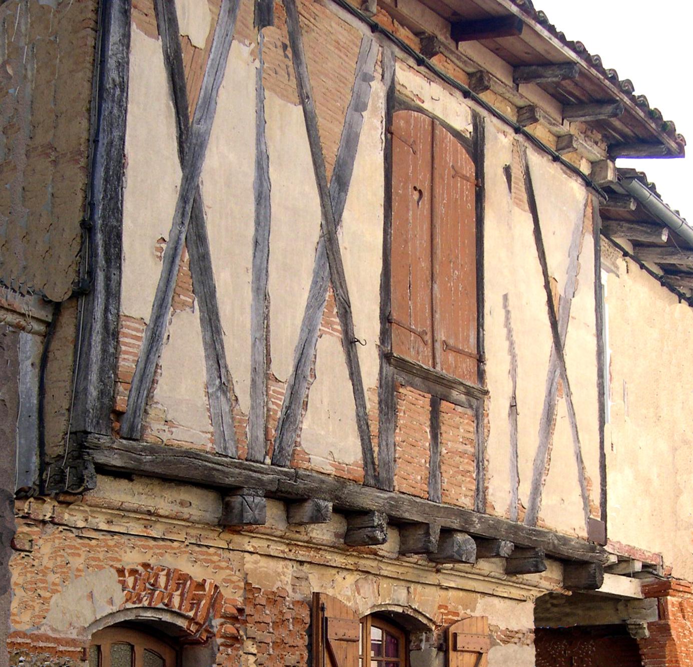 Maison colombage – Saint-Sulpice – Tarn