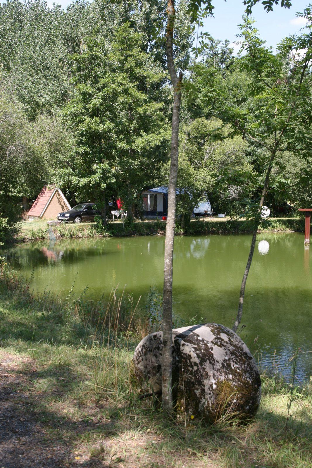 Moulin de Julien lac