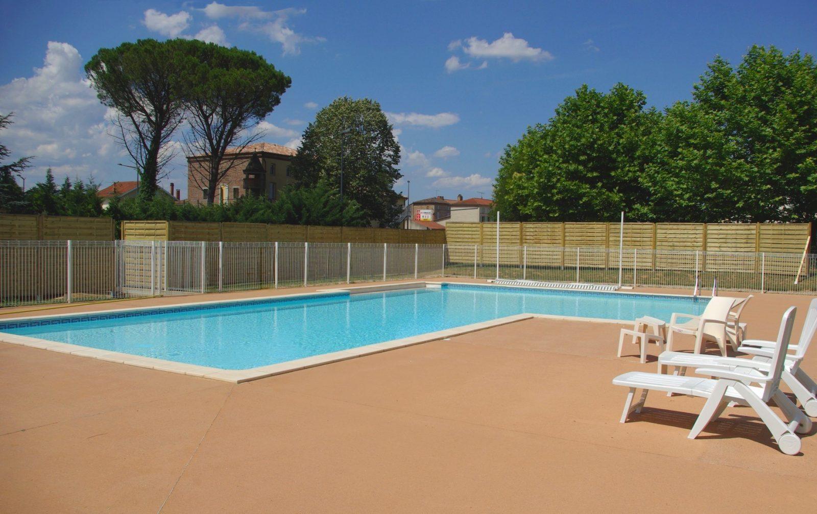 Municipal les Sources piscine
