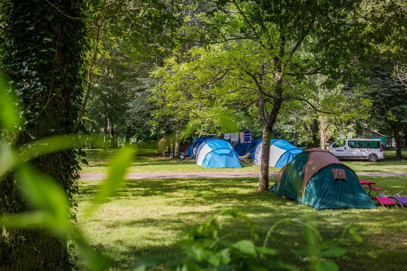 Camping Municipal de Thuriès