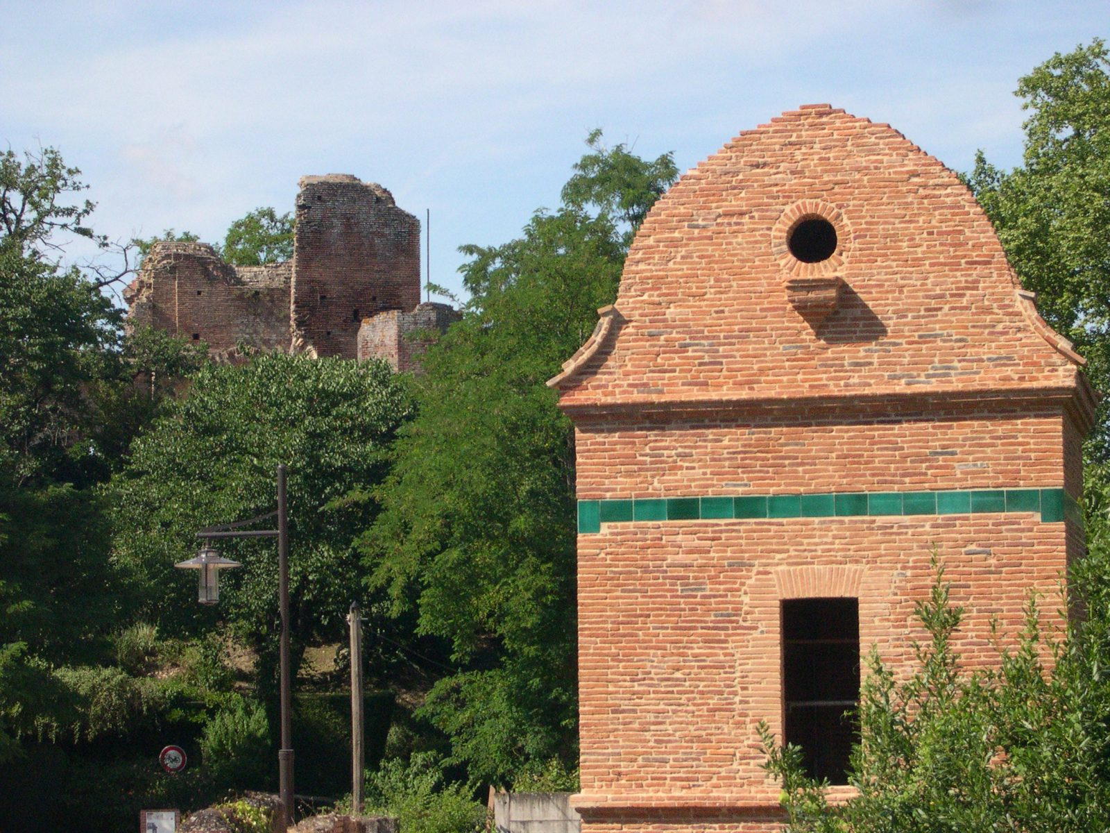 Pigeonnier du Castela – Saint-Sulpice – Tarn