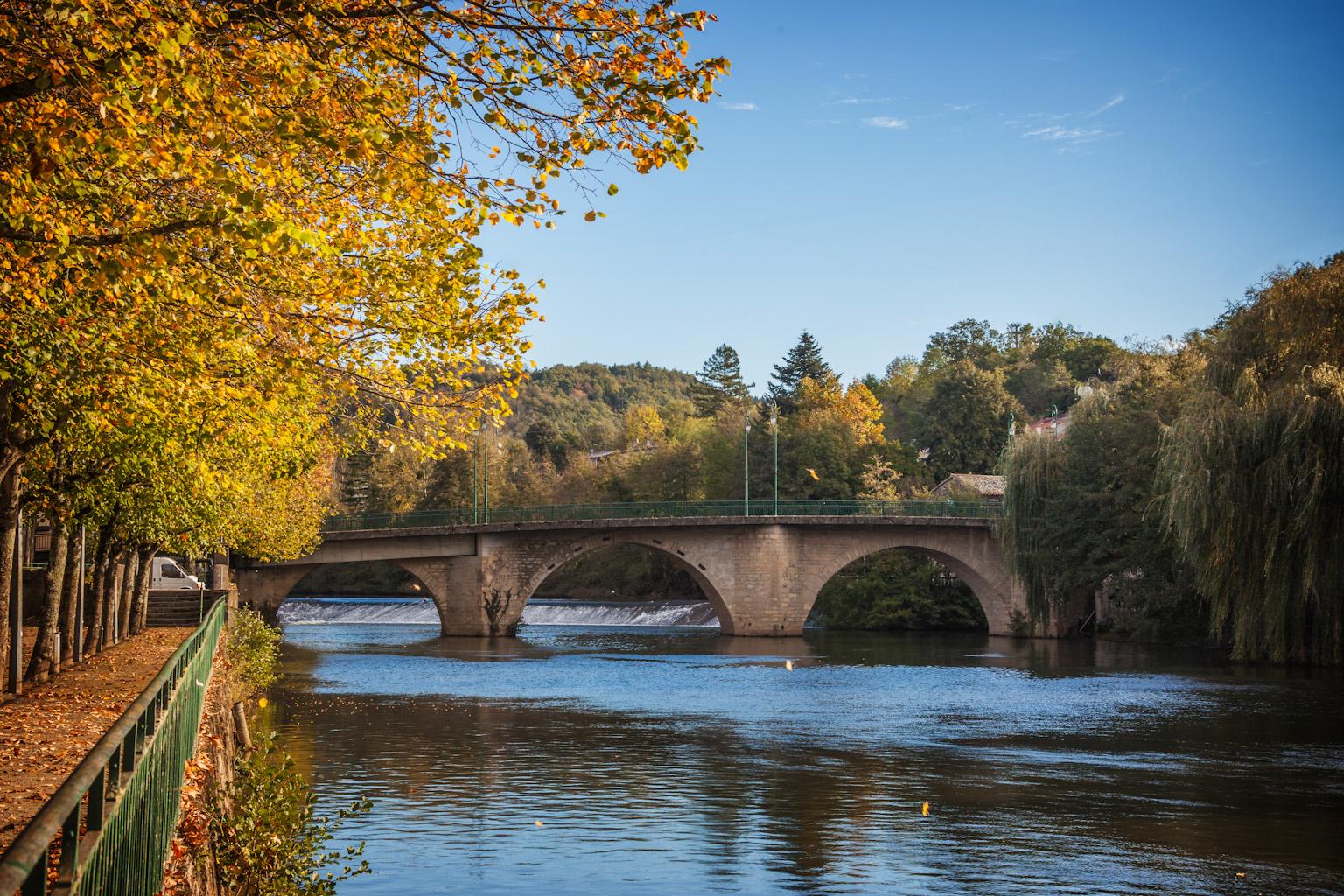Rivière de l'Agout