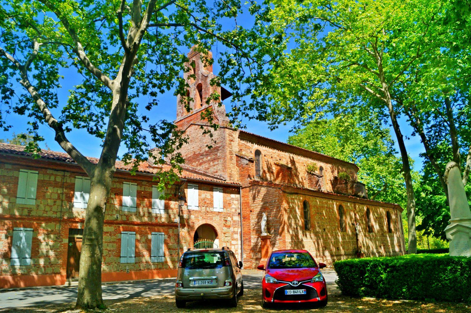 Centre village – Saint-Lieux-Les-Lavaur – Tarn