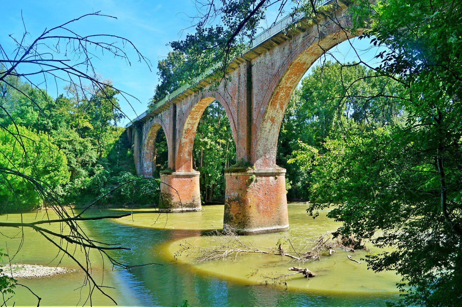 Pont sur l'Agout – Saint Lieux Les Lavaur – Tarn