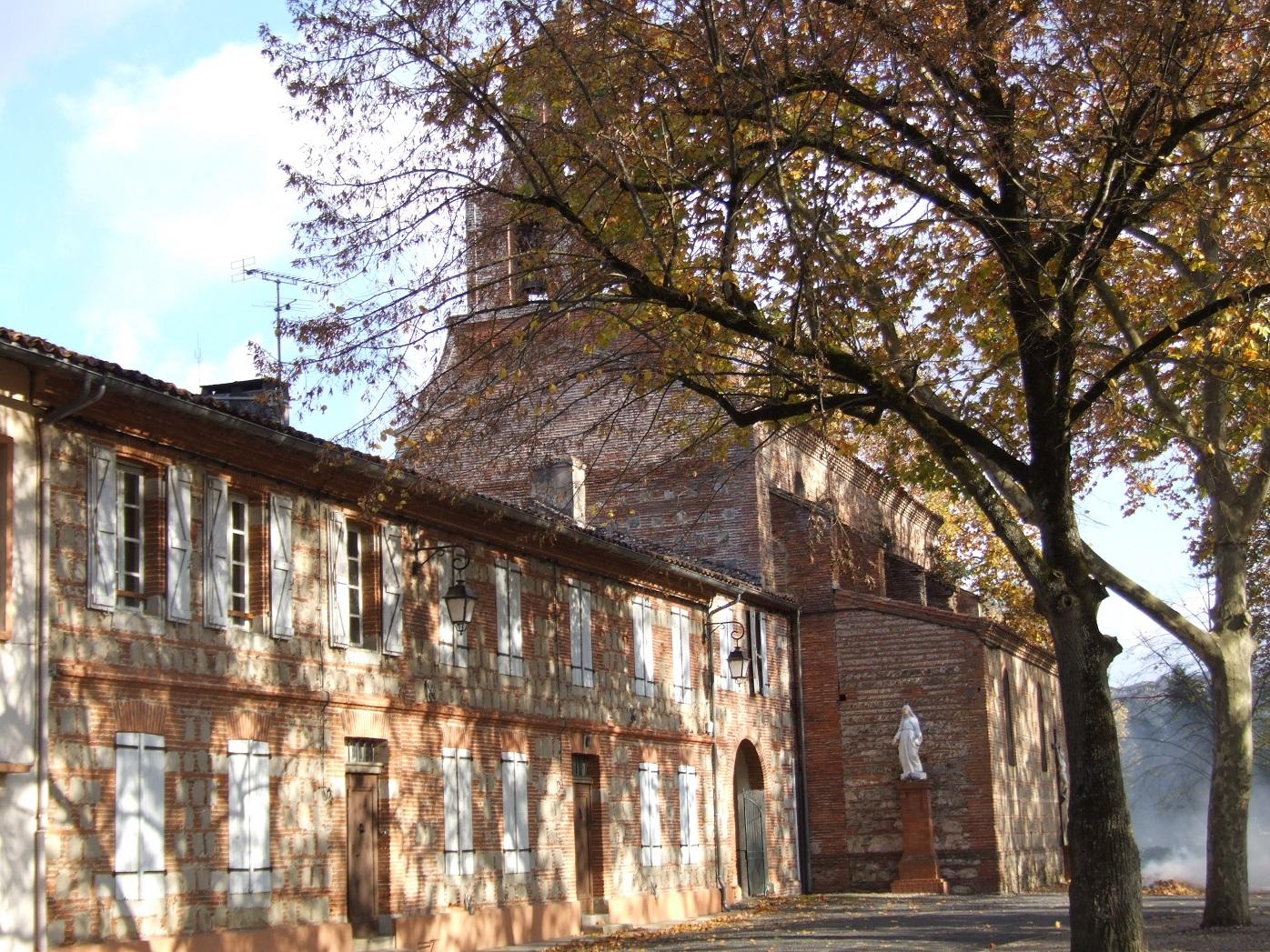 Eglise Saint-Lieux Les Lavaur