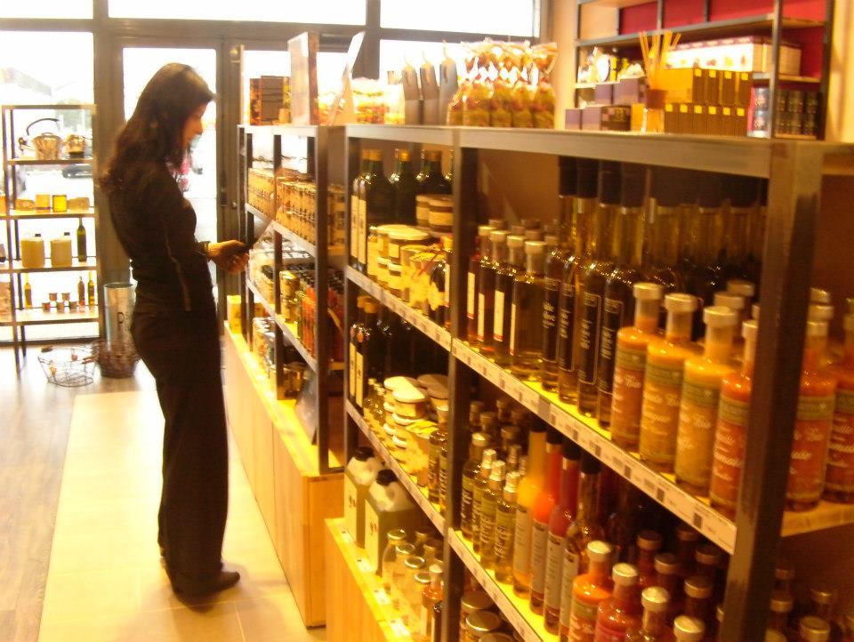 Épicerie fine «Ô Temps des saveurs» – Lavaur – Tarn
