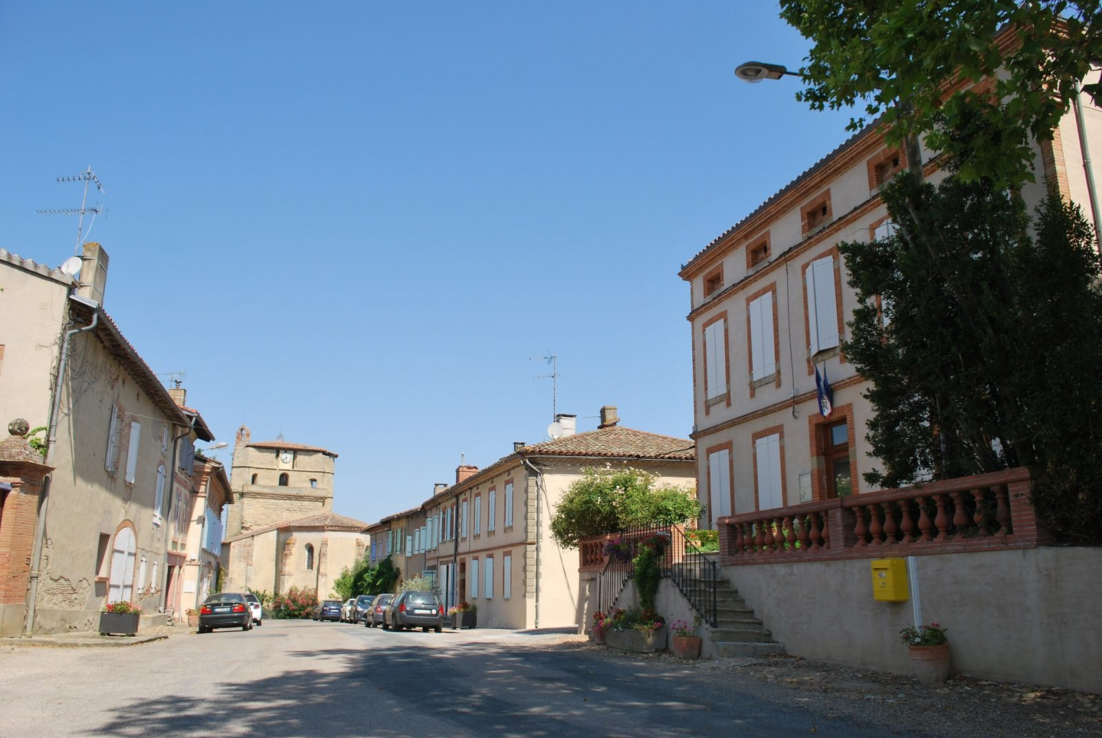 Village de Belcastel – Pays de Cocagne – Tarn
