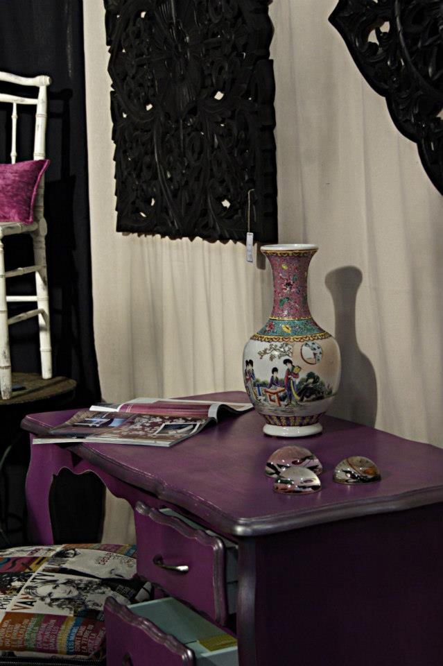Artisan – Atelier Rouge Indigo – Labastide Saint-Georges – Tarn