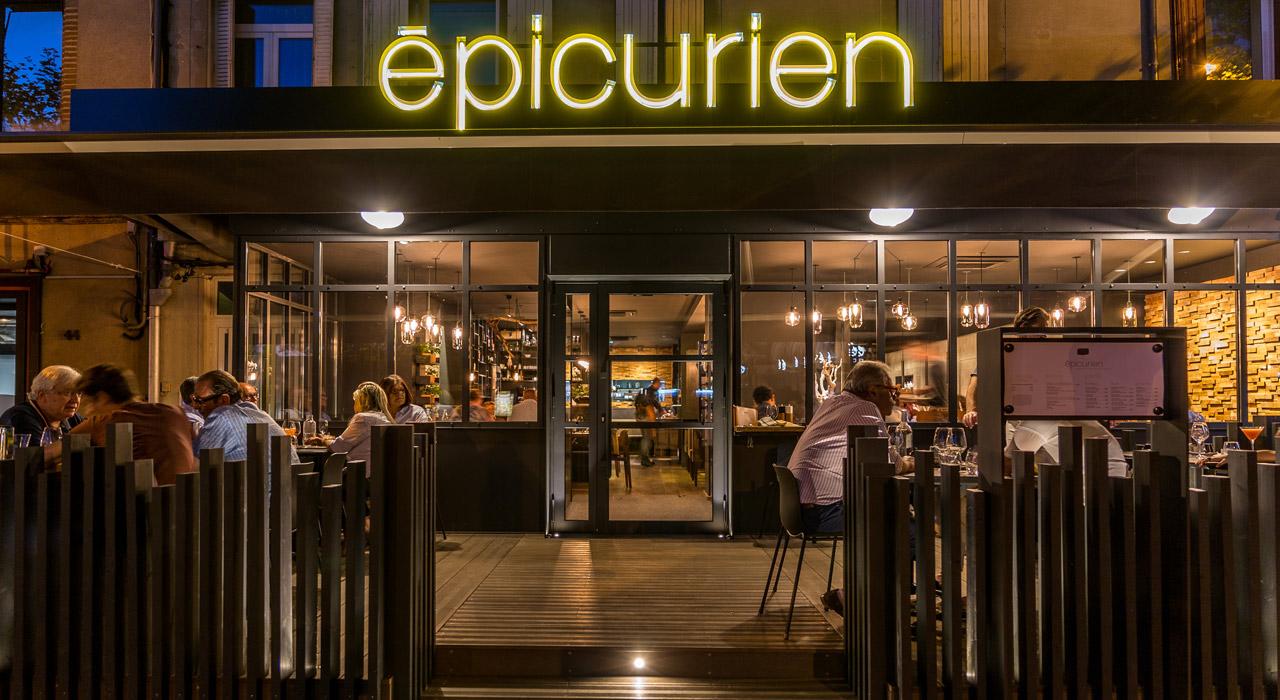 Albi restaurant l'Epicurien -Chef Rikard Hult- Albi Tourisme
