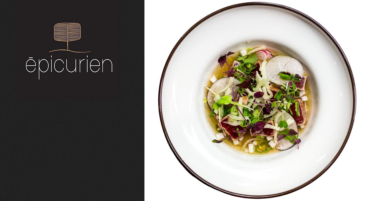 Albi restaurant l'Epicurien -Chef Rikard Hult