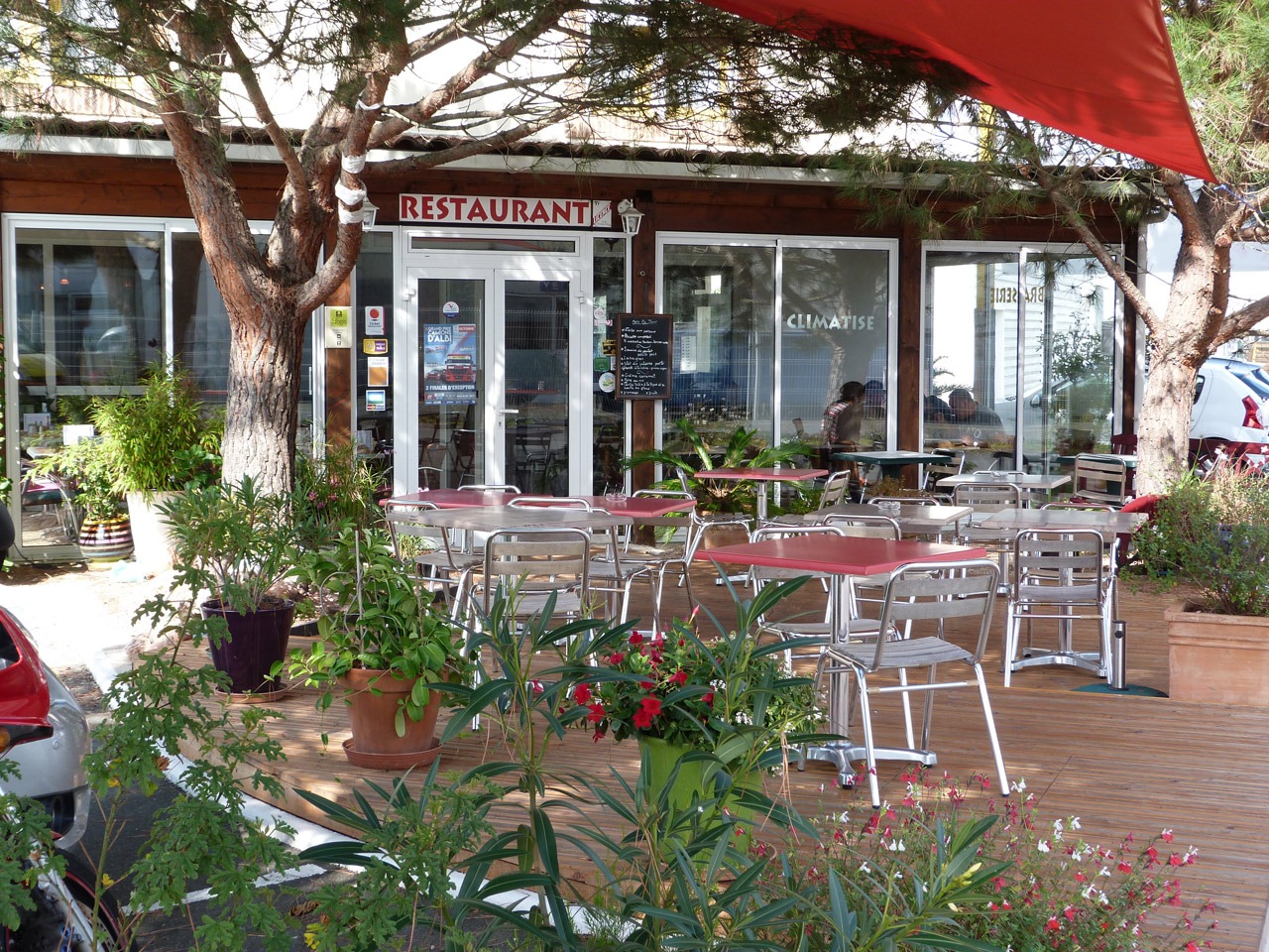 Hotel restaurant Le Rialto** – Albi Le Séquestre – Albi Tourisme