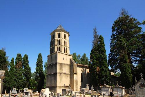 Eglise St Jean Baptiste de Verdalle