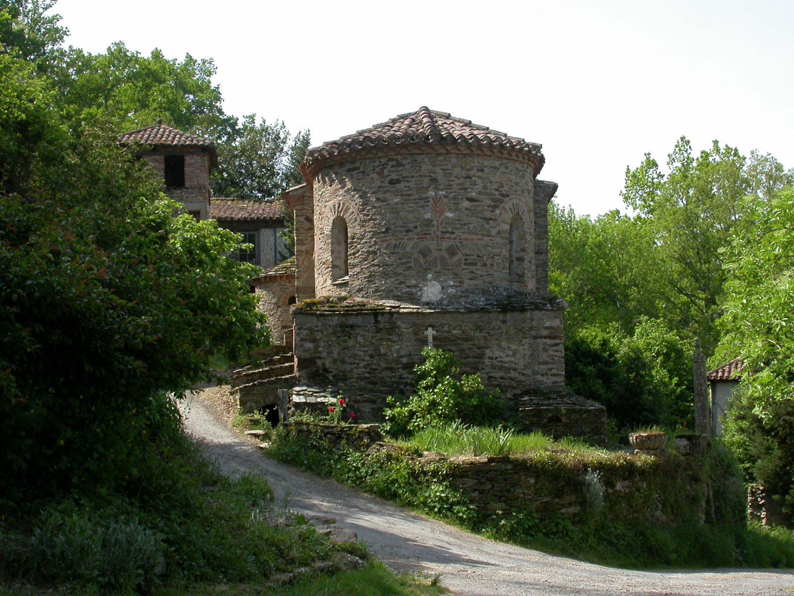 Chapelle de la Maurinié