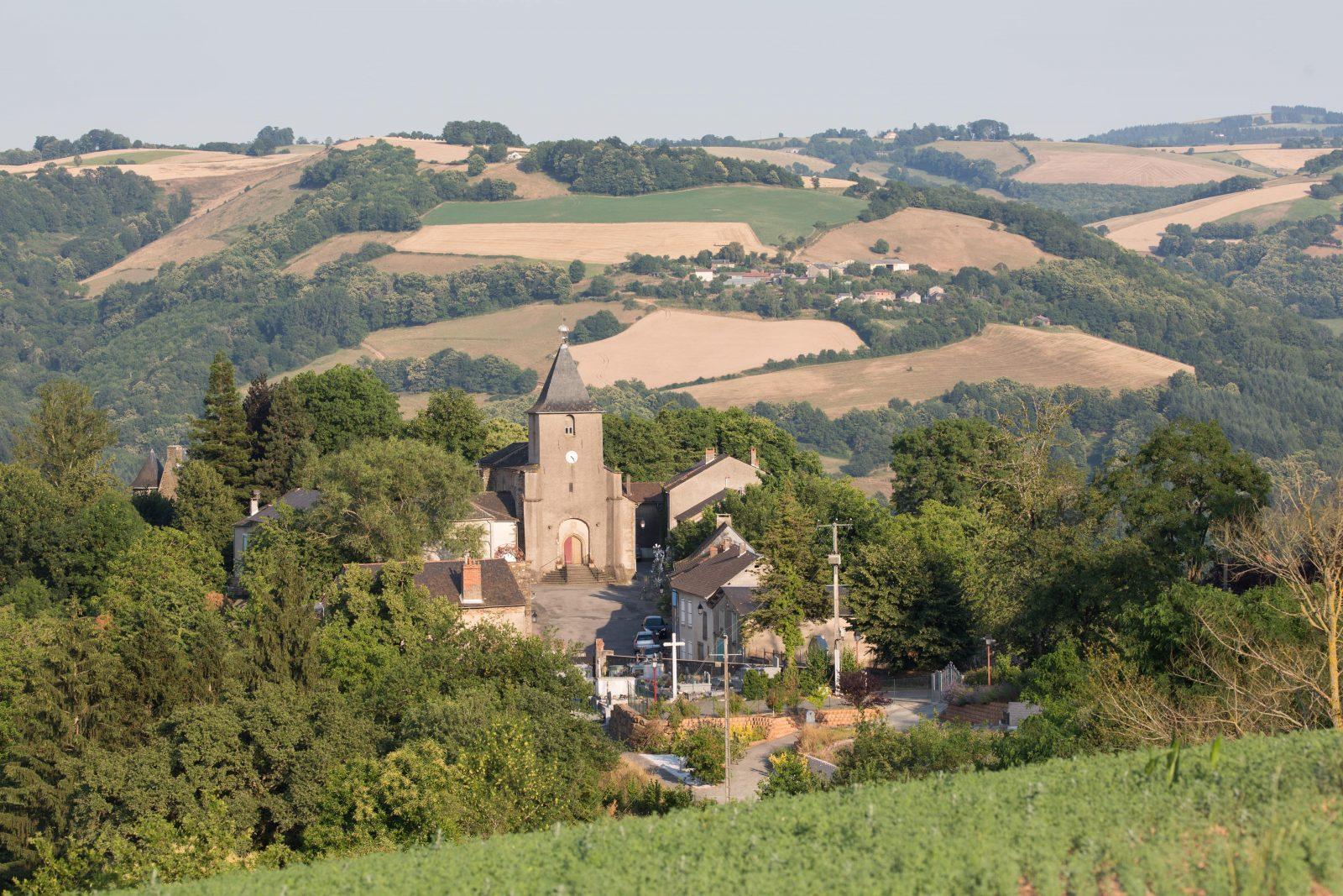 Village de Saint André