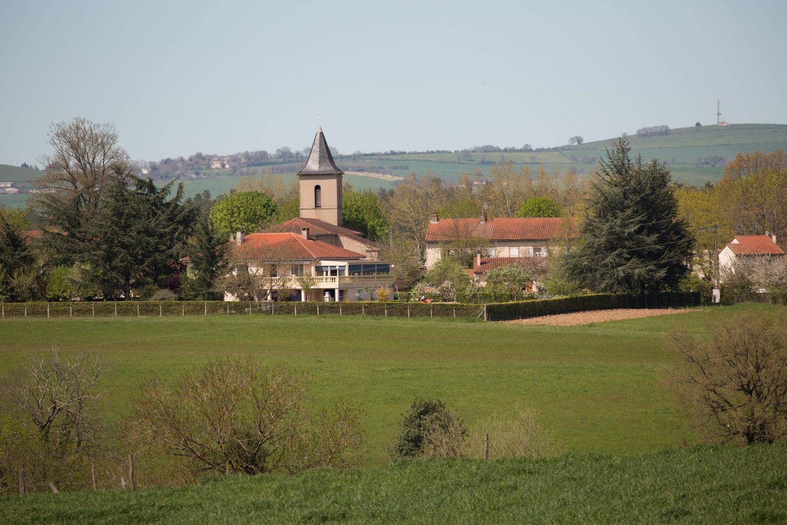 Village de Sérénac